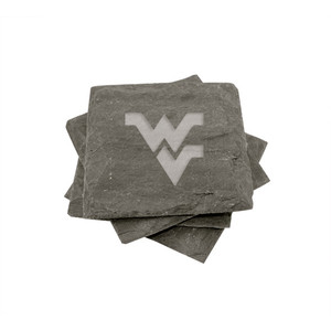 West Virginia Slate Coasters (set of 4)