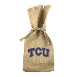 Texas Christian 1-Bottle Tote