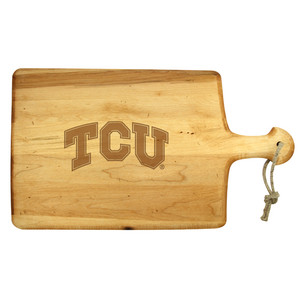 Texas Christian Artisan Paddle