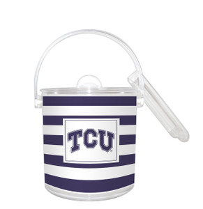 Texas Christian Ice Bucket