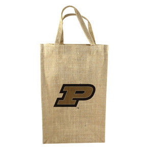 Purdue 2-Bottle Tote