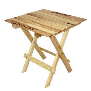 Kansas State Tailgate Wood Table