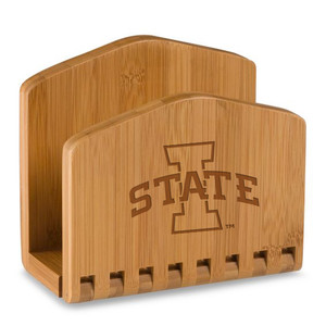 Iowa State Napkin Holder