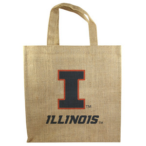 University of Illinois 6-Bottle Tote