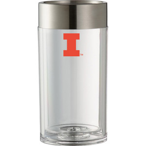 University of Illinois Ice-less Bottle Cooler