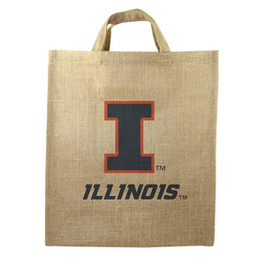 University of Illinois Market Tote