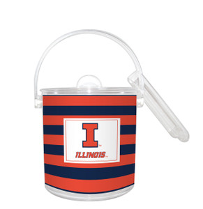 University of Illinois Ice Bucket