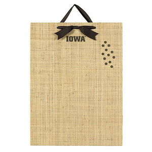 University of Iowa Vintage Magnet Board