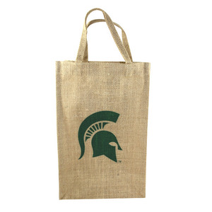 Michigan State 2-Bottle Tote