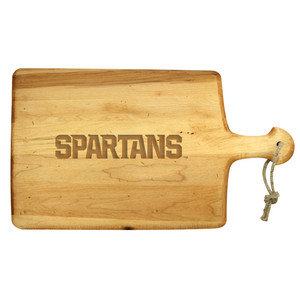 Michigan State Artisan Paddle