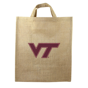 Virginia Tech Market Tote