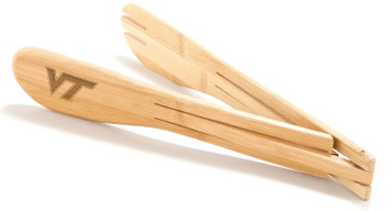 Virginia Tech Bamboo Tongs