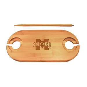 Mississippi State Bamboo Picnic Table