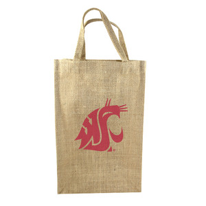 Washington State 2-Bottle Tote