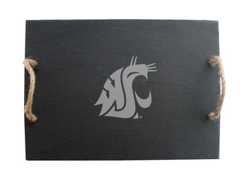 Washington State Slate Server w/ Rope Handles