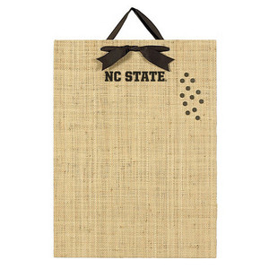North Carolina State Vintage Magnet Board
