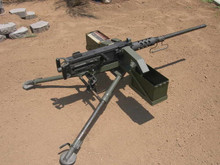 "Browning M2HB ""Ma Deuce"" in .50 BMG  - 60 Rounds Included"