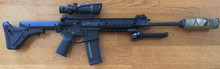 Sig Sauer 516 Patrol, Semi-Auto Suppressed in 5.56mm - 40 Rounds Included