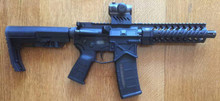 "M4 Carbine, 7"" Barrel in 5.56mm - 40 Rounds Included"