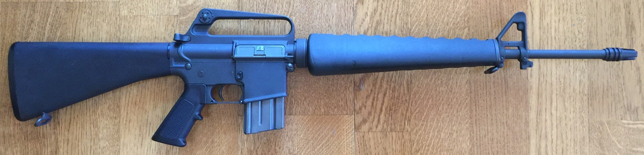 M16 Rifle Clone in 5 56mm - 40 Rounds Included