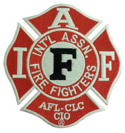 IAFF Embroidered Patch