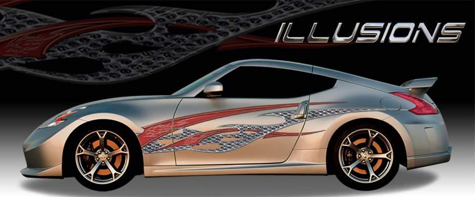 Custom Automotive Graphics