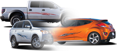 FAS Graphics professional vehicle graphics