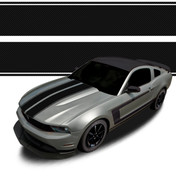 OEM with Muscle Vehicle Graphics - 923 Racing Stripes