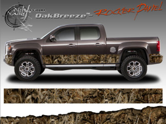 Wildwood Camo - 1399 -050 Wild Oak Rocker Panel