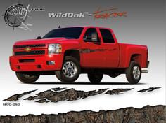 Wildwood Camo - 1400 - Tracer Body Graphic