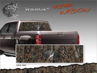 Rear Window Camo - 1404
