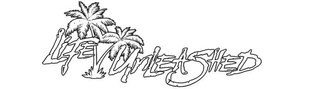 Life Unleashed Palm Tree Decal