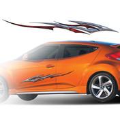 FAS GRAPHICS Professional Vehicle Graphics - HR11L Titan