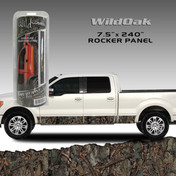 """Wild Oak Rocker Panel 7.5"""""""