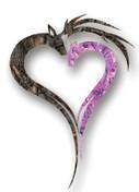 Decal - Wild Oak Heart