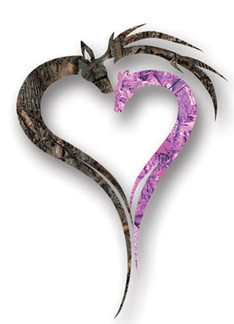 Decal - Wild Oak Heart
