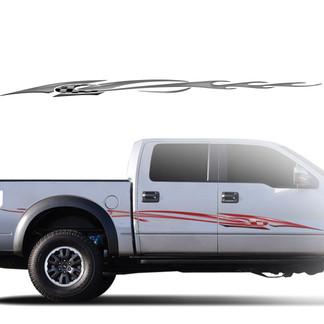 FAS GRAPHICS Professional Vehicle Graphics - DM01 Afterburner