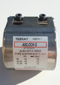 EPDM Seat IPS Teekay AxiLock-S Coupling with ABS & Lloyd's Type Approvals