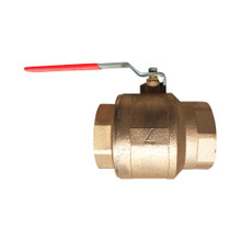 BSPP Bronze Full Port Ball Valves PN25/40