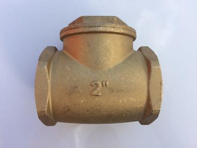 BSP Brass Swing Check Valves