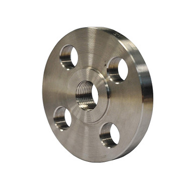 Stainless 316 Threaded Flange 150#