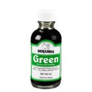 Benjamins Food Colouring Green 2oz