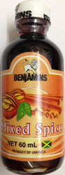 Benjamins Mixed Spice 2oz