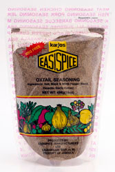 Easi Spice Oxtail Seasoning 16oz Bag