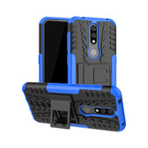 Heavy Duty Nokia 4.2 Mobile Phone Shockproof Case Cover Tough Rugged