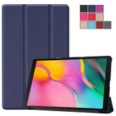 """Samsung Galaxy Tab A 8"""" 2019 T290 T295 PU Leather Folio Case Cover 8.0"""