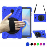 Heavy Duty Strap Samsung Galaxy Tab A 8.0 2019 T290 Kids Case Cover 8