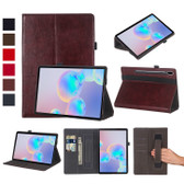 "Samsung Galaxy Tab S6 10.5"" (2019) T860 T865 Smart Leather Case Cover"