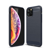 Slim iPhone 11 Pro Shockproof Soft Carbon Case Cover Apple Skin 11Pro