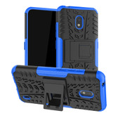 Heavy Duty Nokia 2.2 Mobile Phone Shockproof Case Cover Tough Rugged